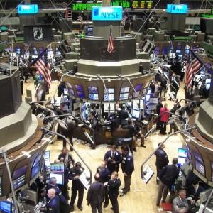 Goldman Sachs Wall Street