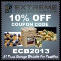 Extreme Food Storage