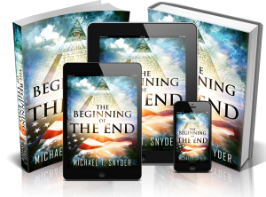 The Beginning Of The End By Michael T. Snyder - Kindle Version