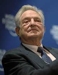 George Soros 195x250 George Soros: The United States Must Stop Resisting The Orderly Decline Of The Dollar, The Coming Global Currency And The New World Order