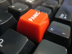 25 Signs That The Financial World Is About To Hit The Big Red Panic Button