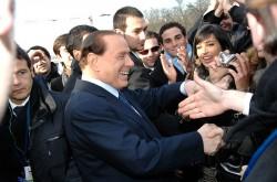 Arrivederci Berlusconi