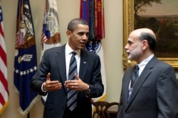 "Bernanke Says That Any Criticism Of The Federal Reserve Is Based On ""Misconceptions"""