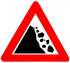 Falling Rocks By Epson291