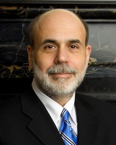 Federal Reserve Chairman Ben Bernanke photo