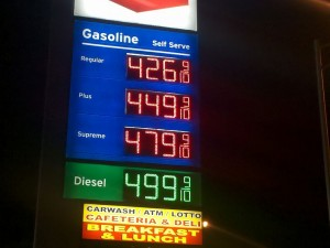 The Price Of Gas Is Outrageous - And It Is Going To Go Even Higher