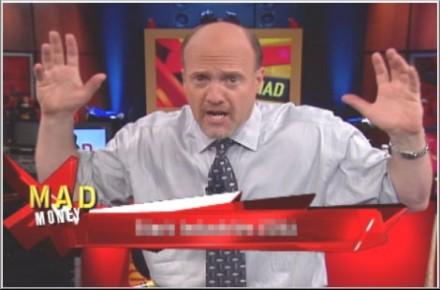 Jim Cramer Is Predicting Bank Runs – 5/20/12