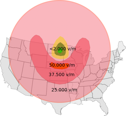 A Massive Electromagnetic Pulse Could Collapse The Economy In A Single Moment EMP Attack On The United States 425x390