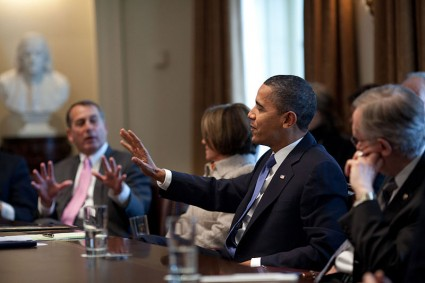 Obama And Boehner