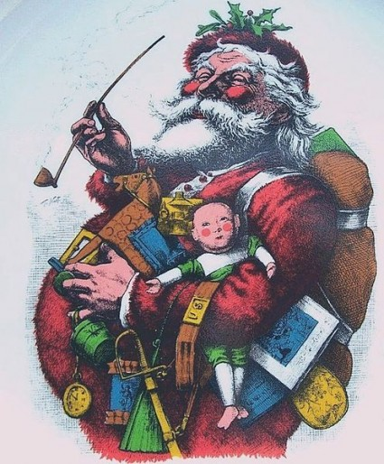 Santa Claus - A Symbol Of Our Materialism