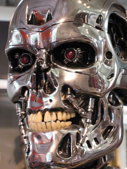 Terminator - Photo by tenaciousme