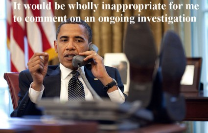 Obama Investigation