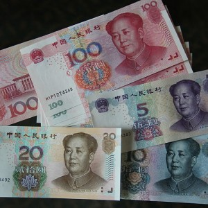 Chinese Renminbi Yuan - Photo by MiLu24