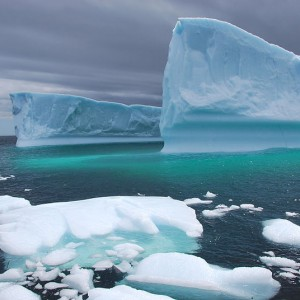 Iceberg - Photo by Gerald Tapp