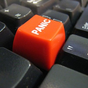 Panic Button By John On Flickr