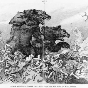 The Bears Are Unleashed On Wall Street