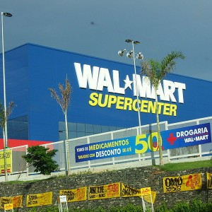 Wal-Mart - Photo by Arthur Jacob