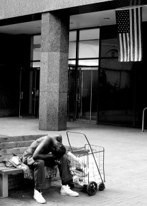 Poverty In America - Photo by C.G.P. Grey