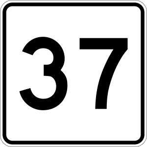 37 Sign