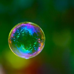 Bubble - Photo by Jeff Kubina