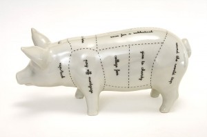 Piggybank - Photo by Damian O'Sullivan