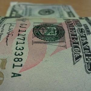 50 Dollars - Public Domain