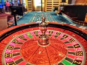 Roulette Wheel - Public Domain