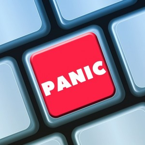 Panic Button - Public Domain