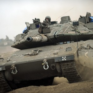 Israeli Tank - Israel Defense Forces
