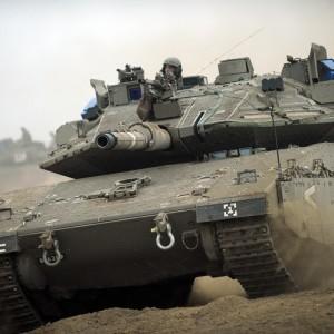 Israeli Tank - Israel Defense Forces