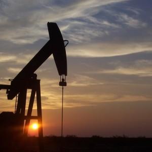 Oil Rig Texas - Public Domain