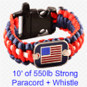Patriotic Paracord