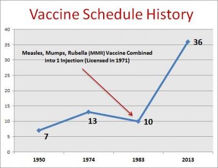 Vaccine Schedule History