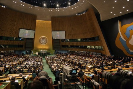 The UN Launches A Major Sustainable Development Agenda For The Entire Planet thumbnail