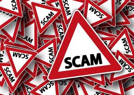Scam - Public Domain
