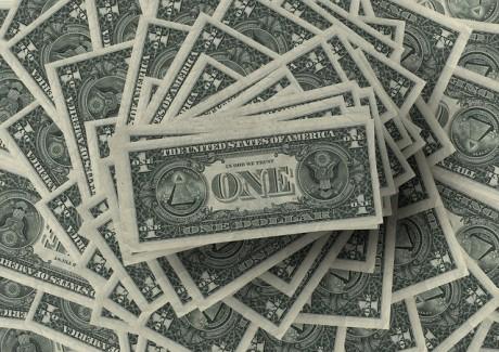 Dollars - Public Domain