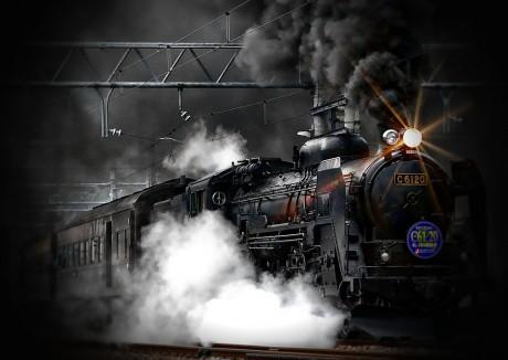 Locomotive - Public Domain