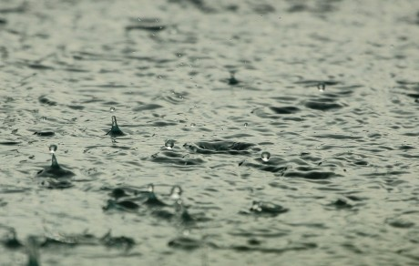 Rain - Public Domain