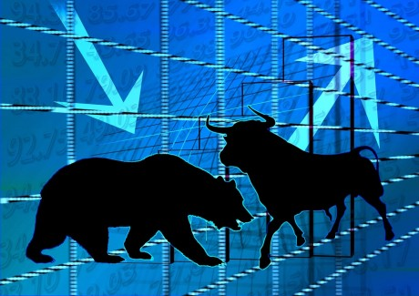 Stock Market Bear Bull - Public Domain
