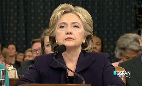 Hillary Clinton_Testimony_to_House_Select_Committee_on_Benghazi - Public Domain