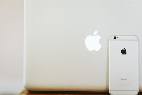 Apple iPhone And Apple Computer - Public Domain