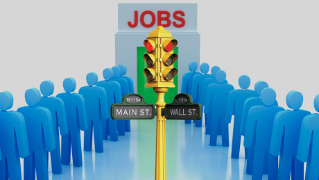 Jobs Unemployment Main Street - Public Domain