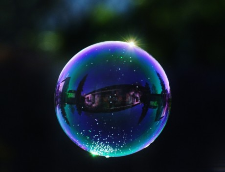 Soap Bubble - Public Domain