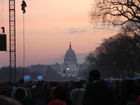 Inauguration Day Dawn - Photo by Bgwwlm