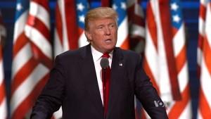 Donald Trump Accepts The Nomination - Public Domain