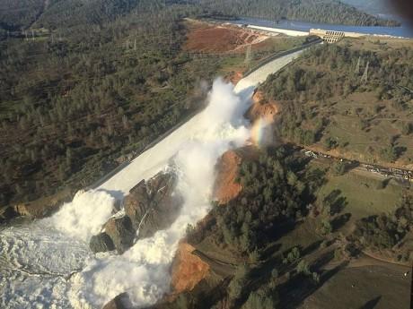 Oroville Dam - Public Domain