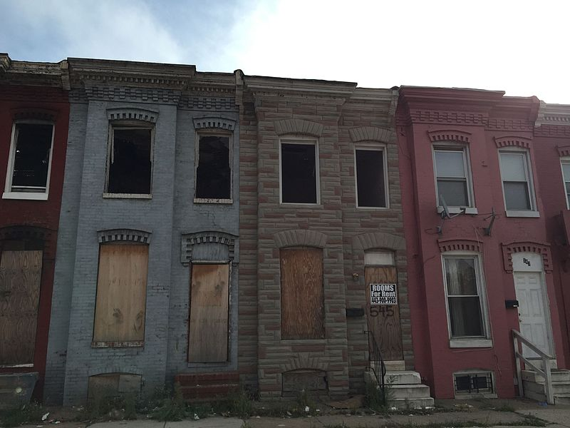 It is hard to believe that Baltimore was once one of the greatest cities in the entire world. Unlike nearby Washington D.C., Baltimore is a blue collar city ...