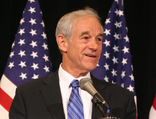 """Ron Paul Warns That When The """"Biggest Bubble In The History Of Mankind"""" Bursts It Could """"Cut The Stock Market In Half"""""""