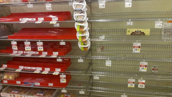 Before They Were An Inconvenience, But Now The Shortages Are Really Beginning To Sting