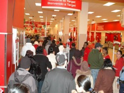 Black Friday Violence Worse Than Ever As American Consumers Fight Over Deals Like Crazed Animals